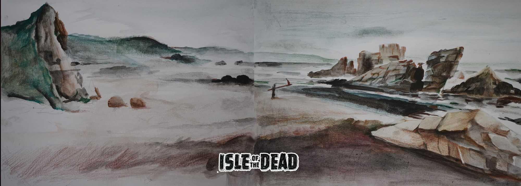 Isle of the Death